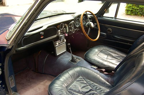 1966 Aston Martin DB6 Coupe For Sale (picture 5 of 6)