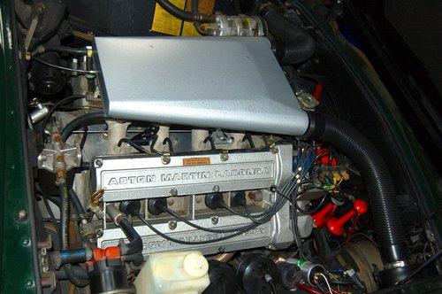 1982 Aston Martin V8 Volante Left Hand Drive Manual For Sale (picture 6 of 6)