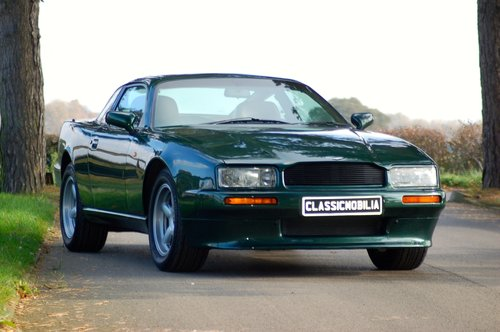1991 Aston Martin Virage coupe For Sale (picture 1 of 6)
