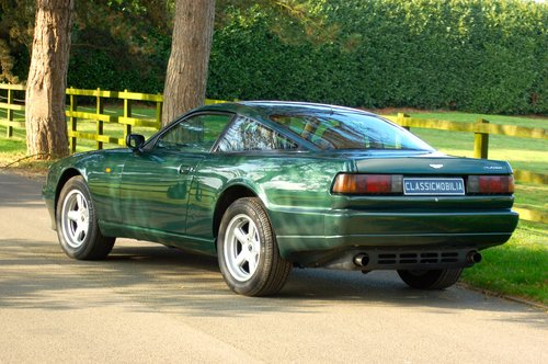 1991 Aston Martin Virage coupe For Sale (picture 2 of 6)