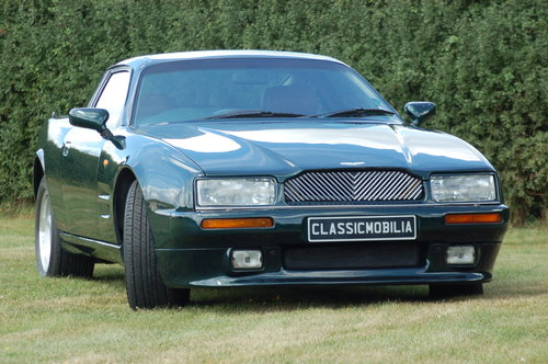 1995 Aston Martin Virage LE with great history For Sale (picture 1 of 6)