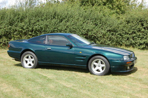 1995 Aston Martin Virage LE with great history For Sale (picture 2 of 6)