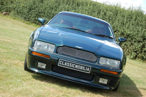 1995 Aston Martin Virage LE with great history For Sale (picture 3 of 6)