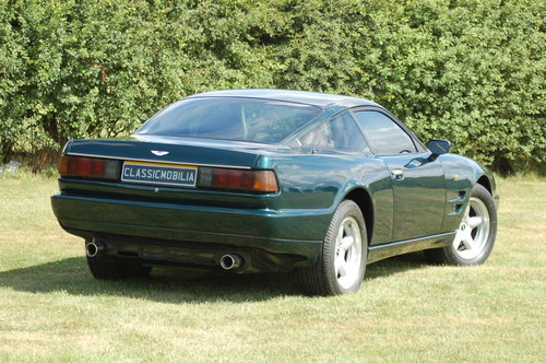 1995 Aston Martin Virage LE with great history For Sale (picture 4 of 6)