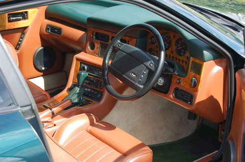 1995 Aston Martin Virage LE with great history For Sale (picture 5 of 6)