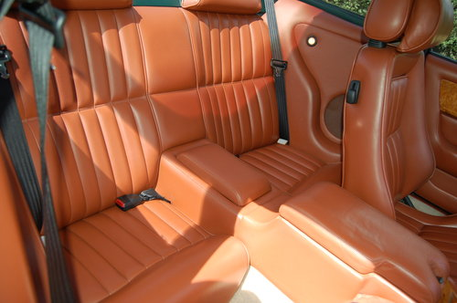 1995 Aston Martin Virage LE with great history For Sale (picture 6 of 6)