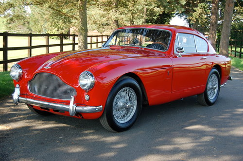 1957 Aston Martin DB MKIII For Sale (picture 1 of 6)