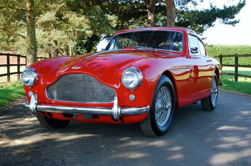 1957 Aston Martin DB MKIII For Sale (picture 2 of 6)