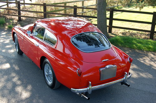 1957 Aston Martin DB MKIII For Sale (picture 3 of 6)