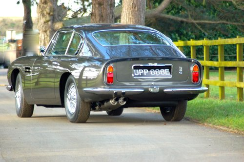 1968 Aston Martin DB6 Vantage Manual Concours winner For Sale (picture 2 of 6)