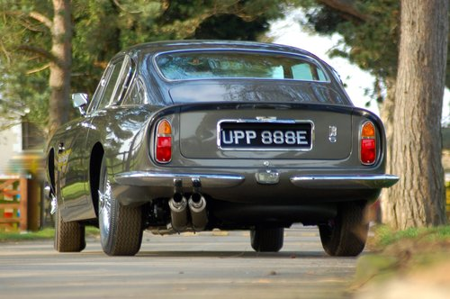 1968 Aston Martin DB6 Vantage Manual Concours winner For Sale (picture 3 of 6)