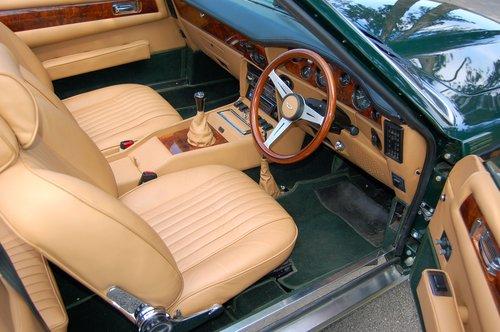 1979 Aston Martin V8 Volante Manual For Sale (picture 6 of 6)