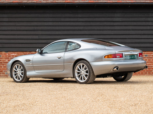 2002 Aston Martin DB7 Vantage For Sale (picture 3 of 6)