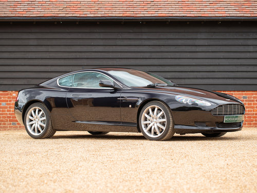 2005 Aston Martin DB9 For Sale (picture 1 of 6)
