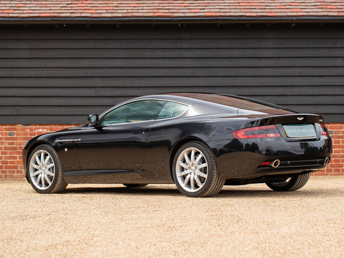 2005 Aston Martin DB9 For Sale (picture 3 of 6)
