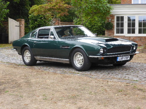 1975 Aston Martin V8 Series III For Sale (picture 2 of 6)