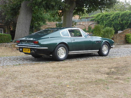 1975 Aston Martin V8 Series III For Sale (picture 3 of 6)