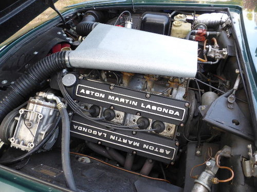 1975 Aston Martin V8 Series III For Sale (picture 6 of 6)