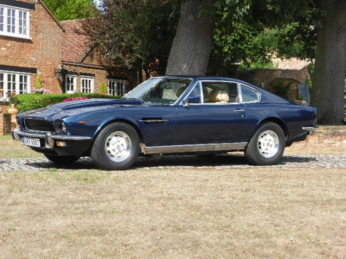 1978 Aston Martin V8 Saloon Oscar India For Sale (picture 1 of 6)