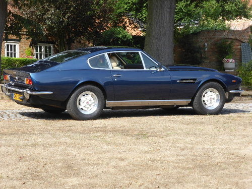 1978 Aston Martin V8 Saloon Oscar India For Sale (picture 3 of 6)