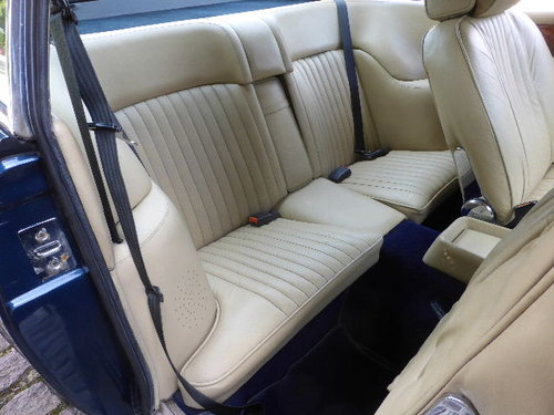 1978 Aston Martin V8 Saloon Oscar India For Sale (picture 5 of 6)