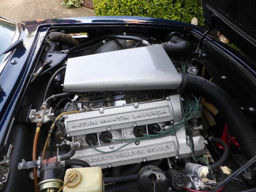 1978 Aston Martin V8 Saloon Oscar India For Sale (picture 6 of 6)