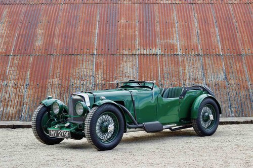 1932 ASTON MARTIN WORKS TEAM CAR - LM8 For Sale (picture 1 of 6)