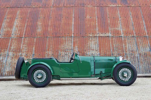 1932 ASTON MARTIN WORKS TEAM CAR - LM8 For Sale (picture 2 of 6)