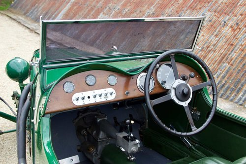 1932 ASTON MARTIN WORKS TEAM CAR - LM8 For Sale (picture 3 of 6)