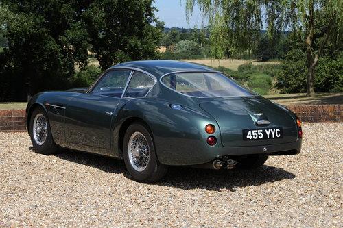 1961 Aston Martin DB4GT Zagato Sanction 2 For Sale (picture 2 of 6)