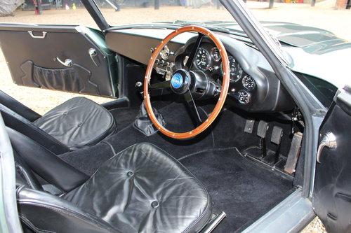1961 Aston Martin DB4GT Zagato Sanction 2 For Sale (picture 4 of 6)