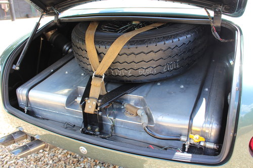 1961 Aston Martin DB4GT Zagato Sanction 2 For Sale (picture 5 of 6)