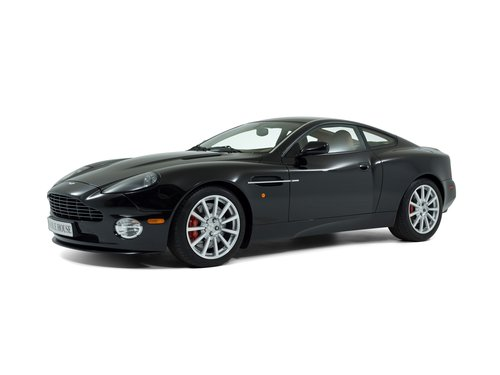 2005 Aston Martin Vanquish S - extremely low mileage ! For Sale (picture 1 of 6)