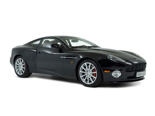 2005 Aston Martin Vanquish S - extremely low mileage ! For Sale (picture 2 of 6)
