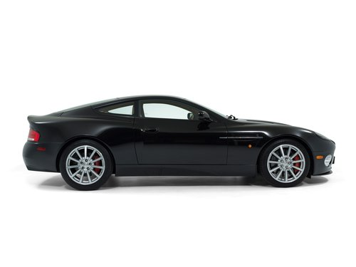 2005 Aston Martin Vanquish S - extremely low mileage ! For Sale (picture 3 of 6)
