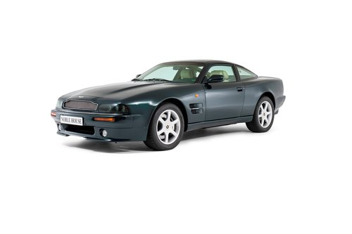 1999 Aston Martin V8 Coupe  For Sale (picture 1 of 6)