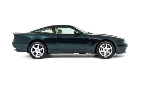 1999 Aston Martin V8 Coupe  For Sale (picture 2 of 6)