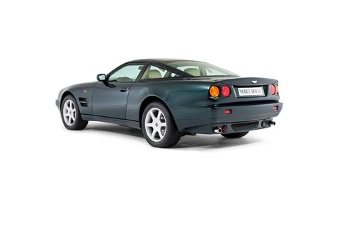 1999 Aston Martin V8 Coupe  For Sale (picture 3 of 6)