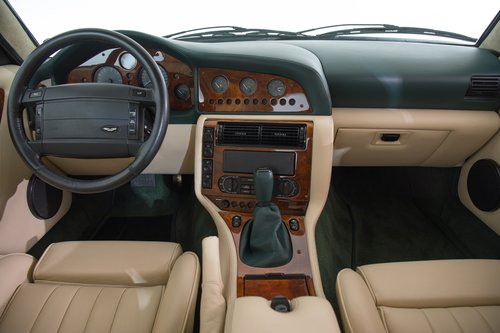 1999 Aston Martin V8 Coupe  For Sale (picture 4 of 6)