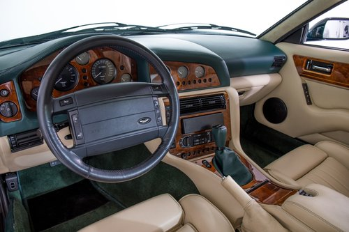 1999 Aston Martin V8 Coupe  For Sale (picture 5 of 6)