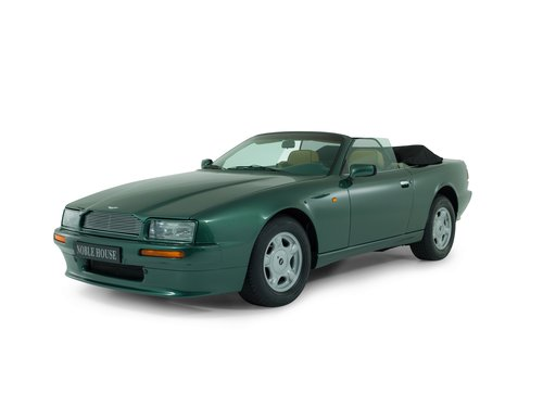 Aston Martin Virage Volante 1992 For Sale (picture 1 of 6)