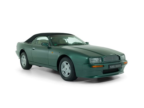 Aston Martin Virage Volante 1992 For Sale (picture 2 of 6)