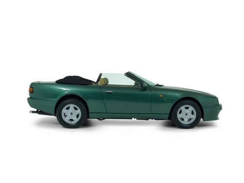 Aston Martin Virage Volante 1992 For Sale (picture 3 of 6)
