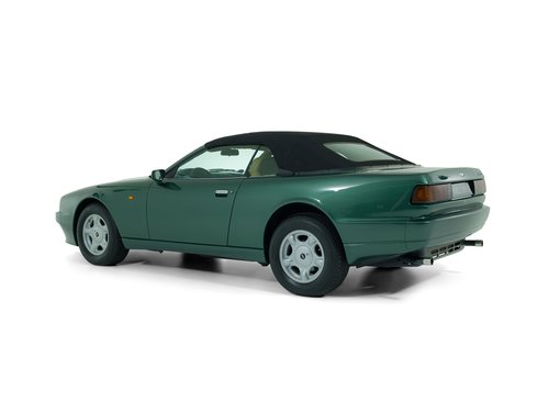 Aston Martin Virage Volante 1992 For Sale (picture 4 of 6)