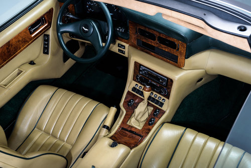 Aston Martin Virage Volante 1992 For Sale (picture 5 of 6)