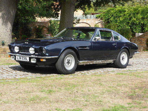 1973 Aston Martin V8 Series II For Sale (picture 1 of 6)