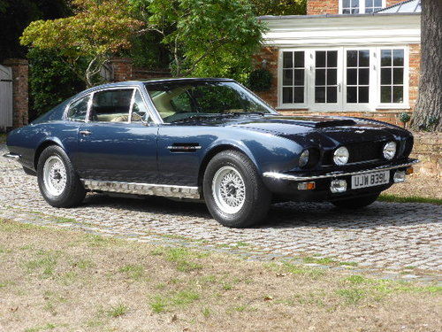 1973 Aston Martin V8 Series II For Sale (picture 2 of 6)