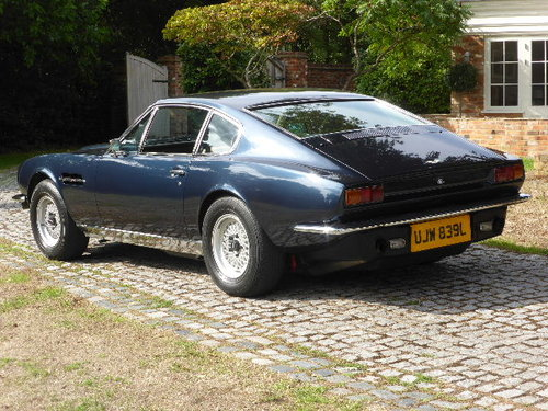 1973 Aston Martin V8 Series II For Sale (picture 3 of 6)