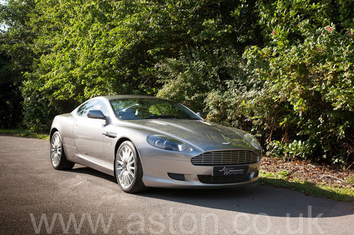 2005 Aston Martin DB9 Coupe - New Year Price Reduction!! SOLD (picture 1 of 6)