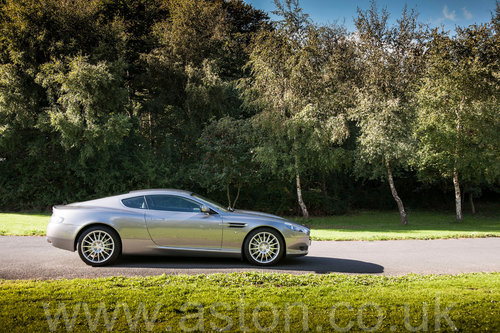 2005 Aston Martin DB9 Coupe - New Year Price Reduction!! SOLD (picture 3 of 6)